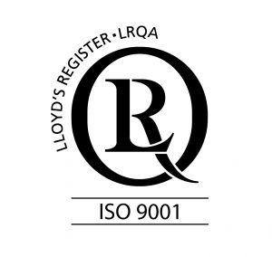 ISO 9001:2015 certificaat Lloyds